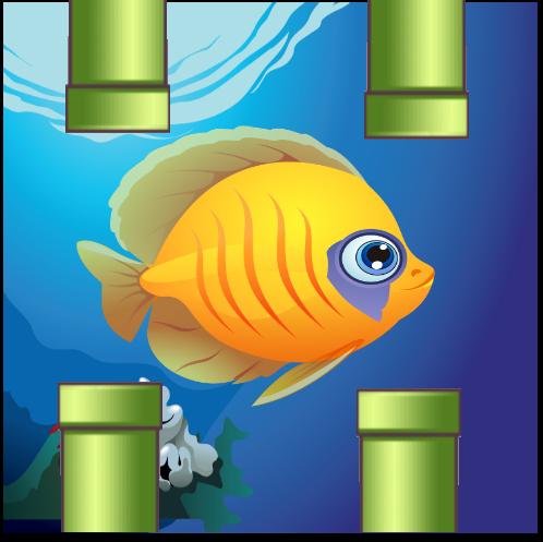 Flappy Fish New