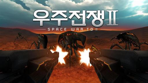 우주전쟁 Ⅱ Space War TD Ⅱ