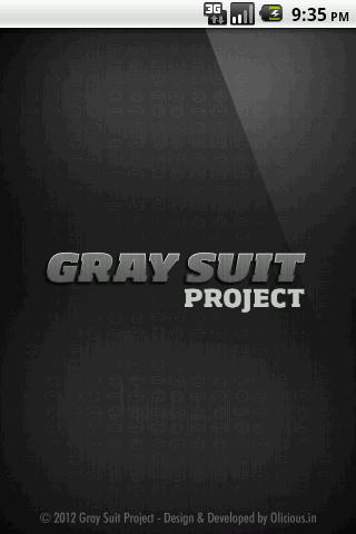 GraySuitProject