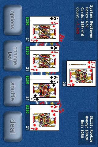 BlackJack Pro - screenshot