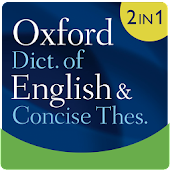 Oxford Dict of English&Thes TR