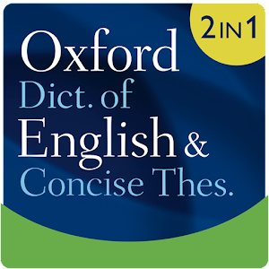 Oxford Dict of English&Thes TR 書籍 App LOGO-APP開箱王