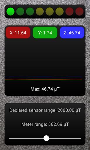 Ghost EMF Detector