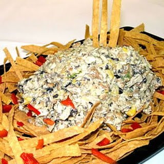 Poblano Chicken Salad