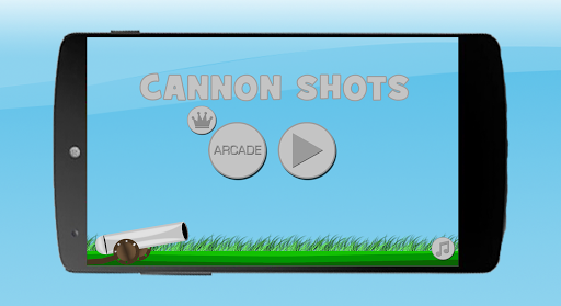 Cannon shots