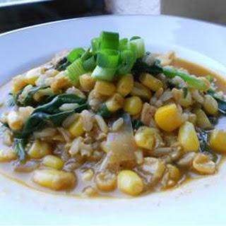 Fiesta Chicken Soup.