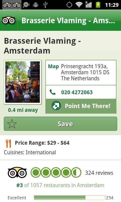 Amsterdam City Guide screenshot #3