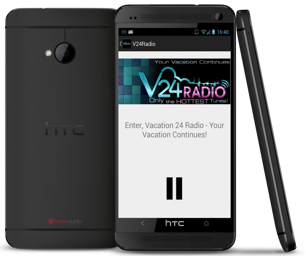 V24 Radio - screenshot