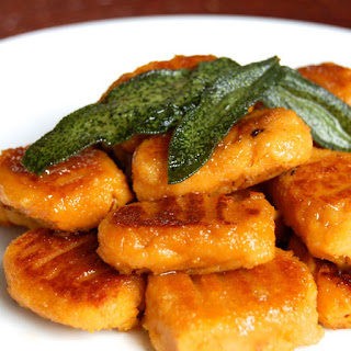 Yummy Sweet Potato Gnocchi.