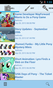 Equestria Daily - screenshot thumbnail
