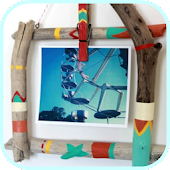DIY Picture Frames Ideas
