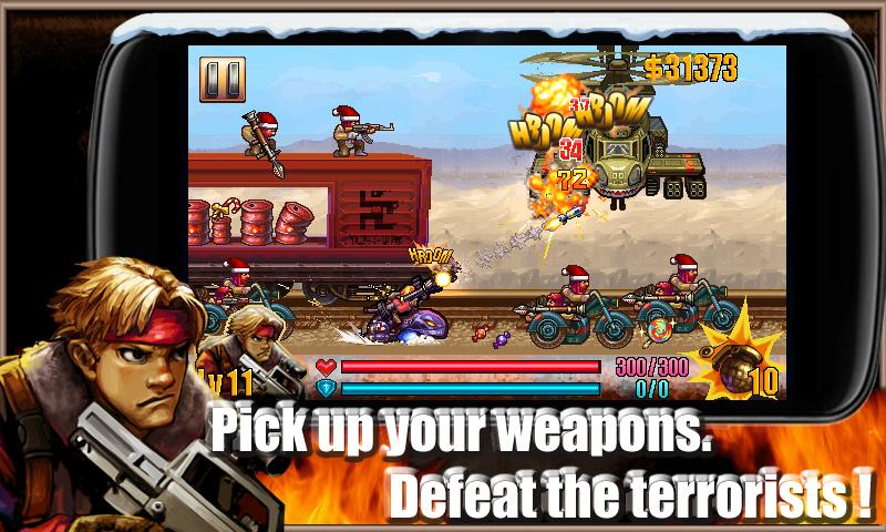 Assaulter - screenshot