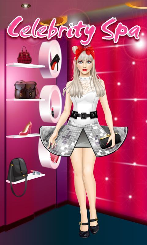 Celebrity Spa - A Free Girl Game on GirlsGoGames.com
