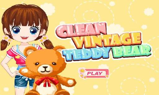 Clean Mary's Bear Taidi