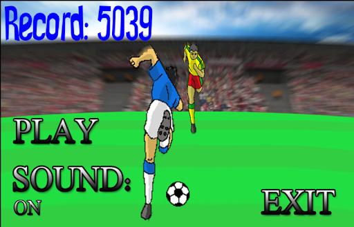 Football Dribbling