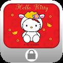 Hello Kitty CNYGoat ScreenLock icon
