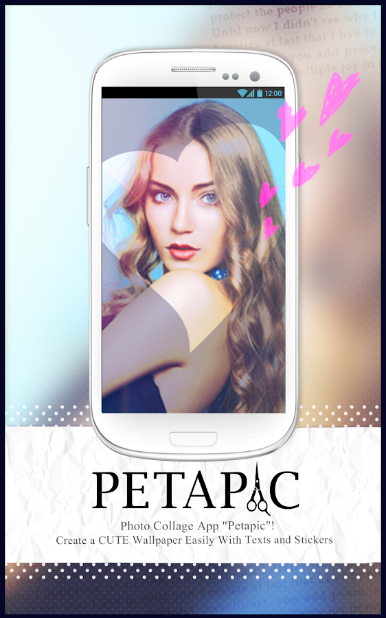 Petapic - Photo Collage App - screenshot