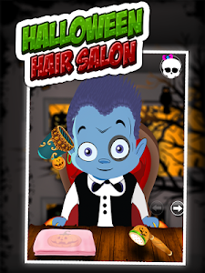 Halloween Hair Salon 2 v70.1.1