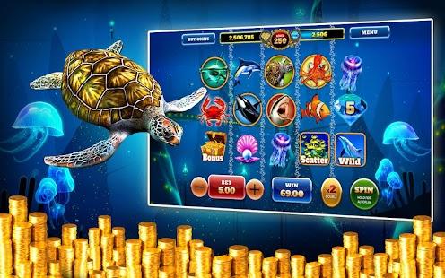 Ocean FREE SLOTS Vegas Pokies