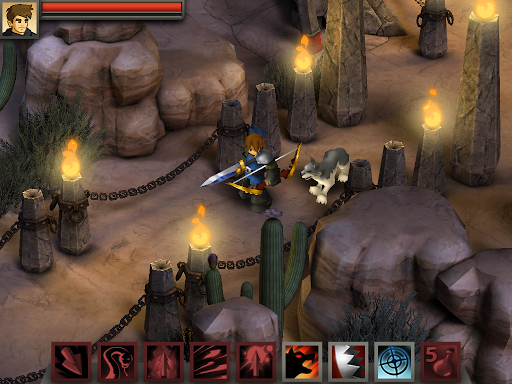 Battleheart Legacy - screenshot