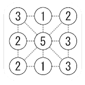 "Number puzzle ""Rosary"""