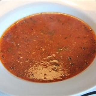 Cheesiest Tomato Soup