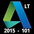 kApp - AutoCAD LT 2013 101 icon