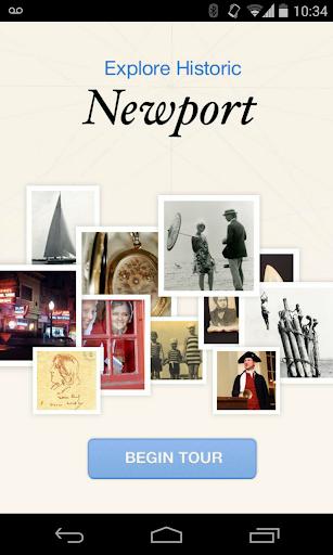 Explore Historic Newport