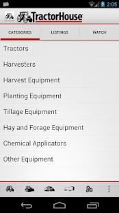 TractorHouse - screenshot thumbnail