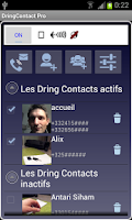 Screenshot of Dring Contact - FREE