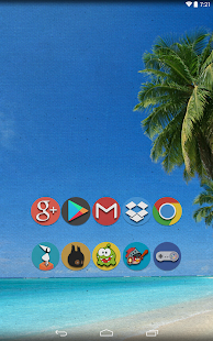 Aloha Icon Pack Screenshot 8
