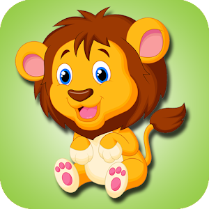 Kids Cartoon Animals Puzzle 解謎 App LOGO-硬是要APP
