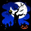 Halloween Skyline LWP logo