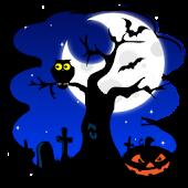 Halloween Skyline LWP