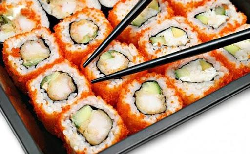 Вкусные роллы и суши рецепты