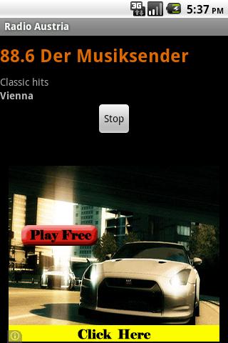 【免費音樂App】Radio Austria-APP點子