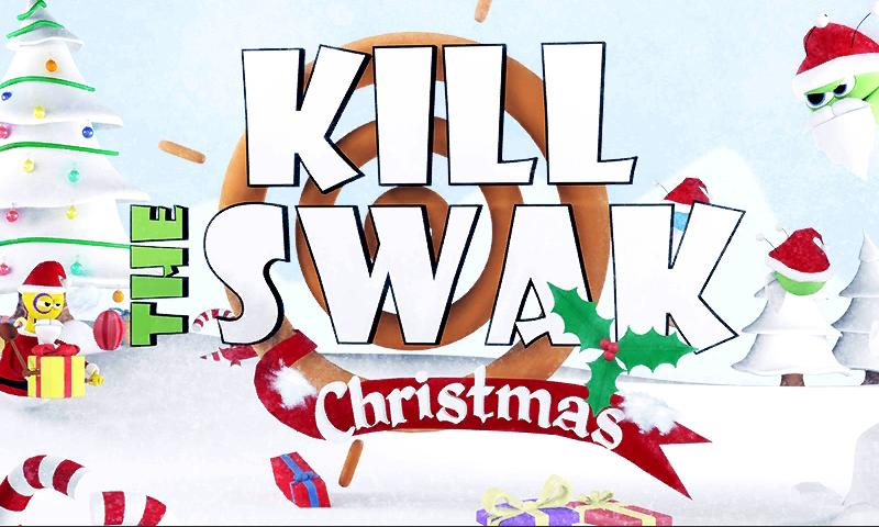 Kill The Swak Christmas - screenshot