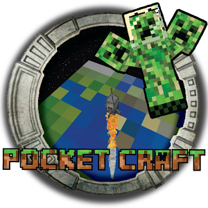 Pocket Craft Space Edition 冒險 App Store-愛順發玩APP