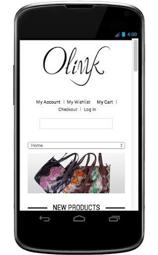 Olivyk Android App