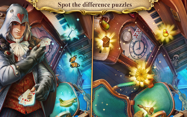 android Alice in the Mirrors of Albion Screenshot 15