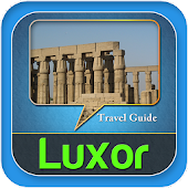 Luxor Offline Map Guide