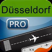 Dusseldorf Airport+FlightTrack