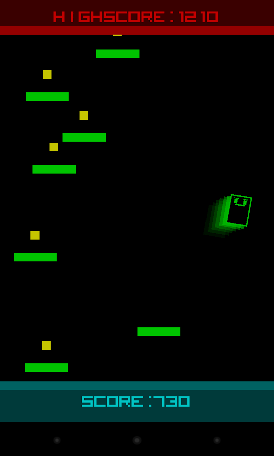 Pixel Jump - screenshot