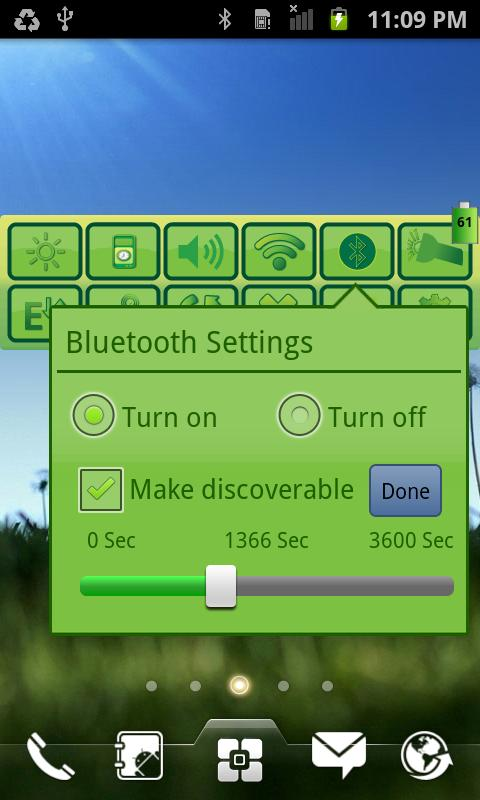aBattery Eco Power Saver- screenshot