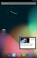 Screenshot of Widget de revista Diez Minutos