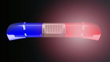 Screenshot of Police Lights and Siren Elite