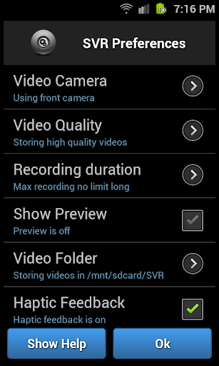 Secret Video Recorder Pro for Android - Version 18 3 | Free