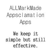 ALLMarkMade Simple Sample App