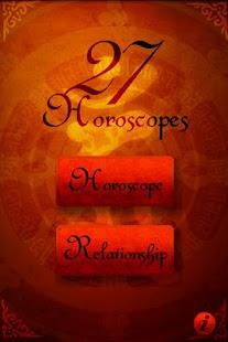 27 Horoscopes
