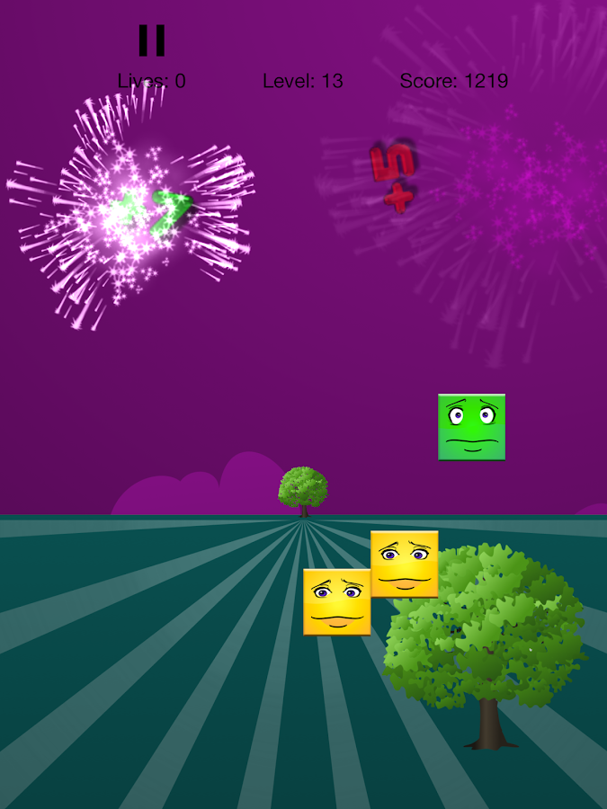 Blocfall Free- screenshot